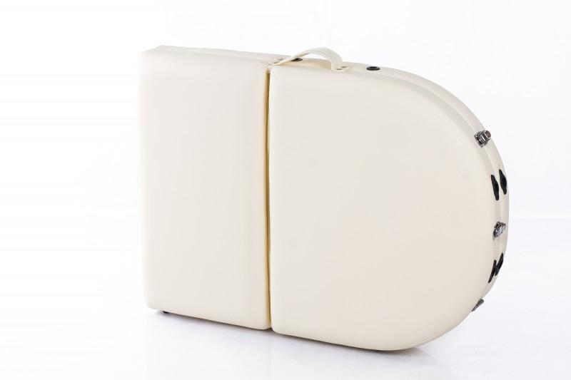 RESTPRO® Classic Oval 3 Cream складной массажный стол (кушетка)