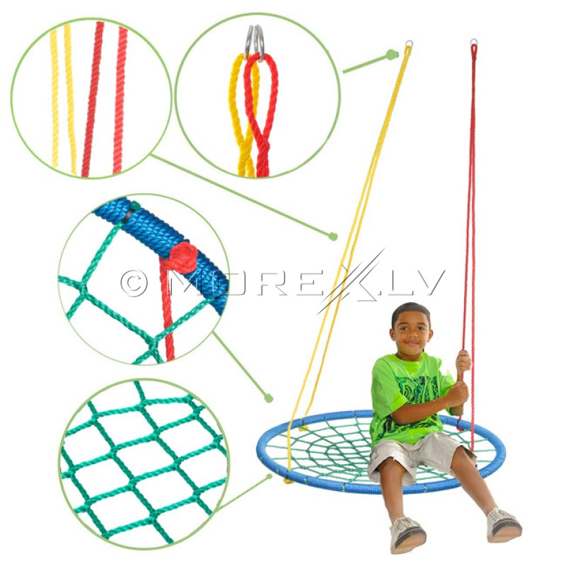 Children swing - nest 100cm (NS004)