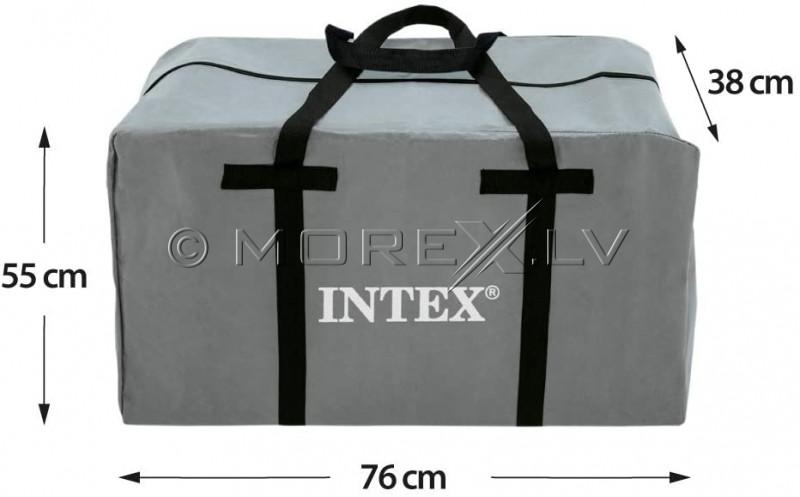 Piepūšamā laiva 3-vietīga Intex Mariner 3 BOAT SET (297x127x46)