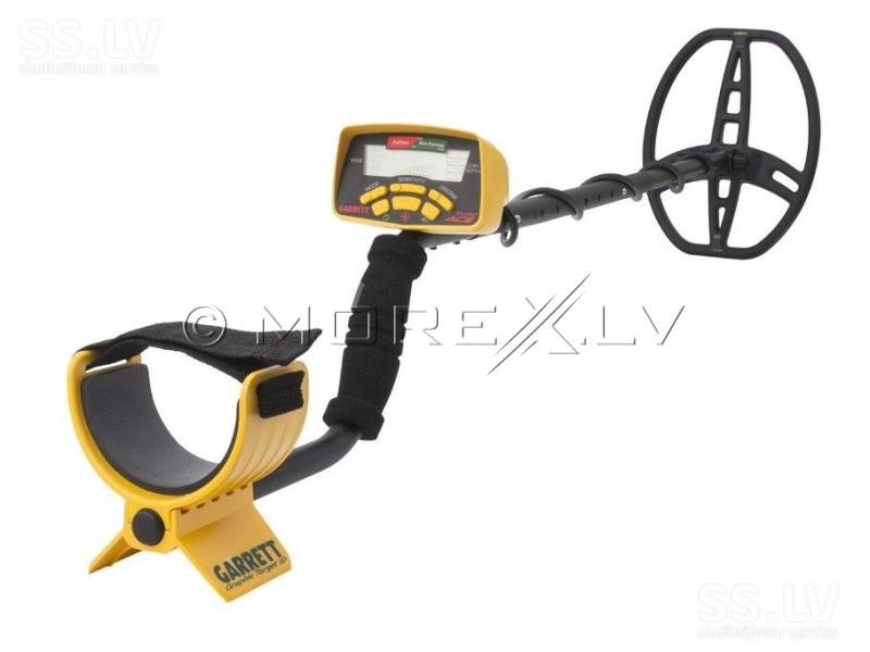 Metal detector Garrett ACE 350 (EURO ACE) + GIFTS