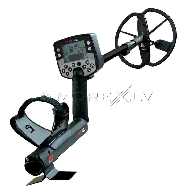 Metal Detector Minelab E-Trac RU (3228-0005)
