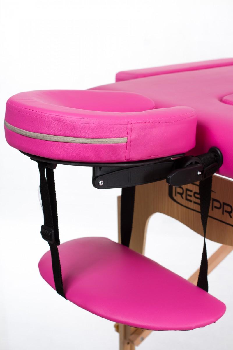 RESTPRO® Classic-2 Pink массажный стол (кушетка)