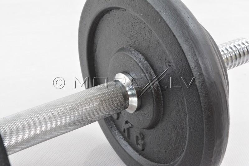Комплект металлических гантелей 2 х 20 кг