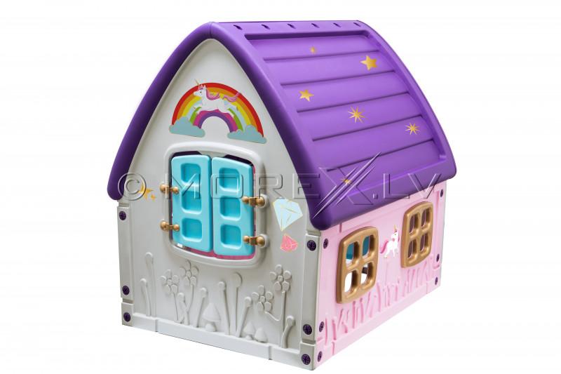 Liela bērnu māja Starplay Vienradzis