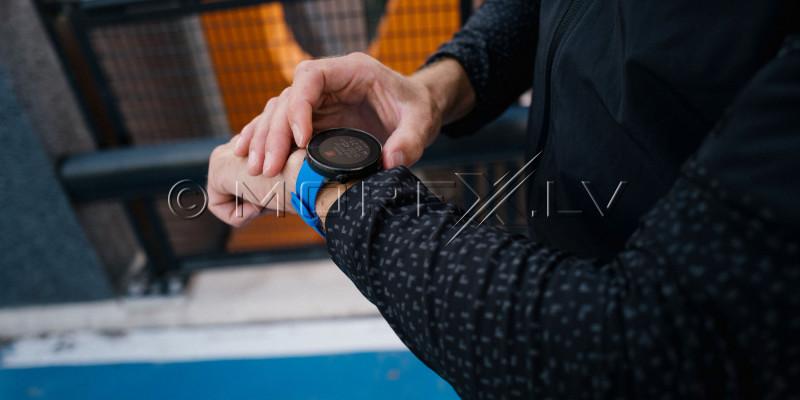 Sporta pulksteņis POLAR VANTAGE V BLUE, M/L