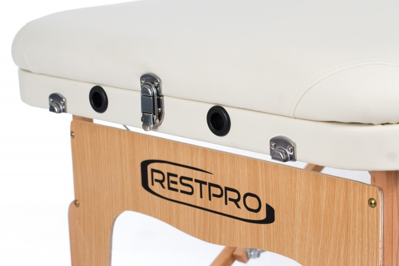 RESTPRO® VIP 3 Cream Portable Massage Table