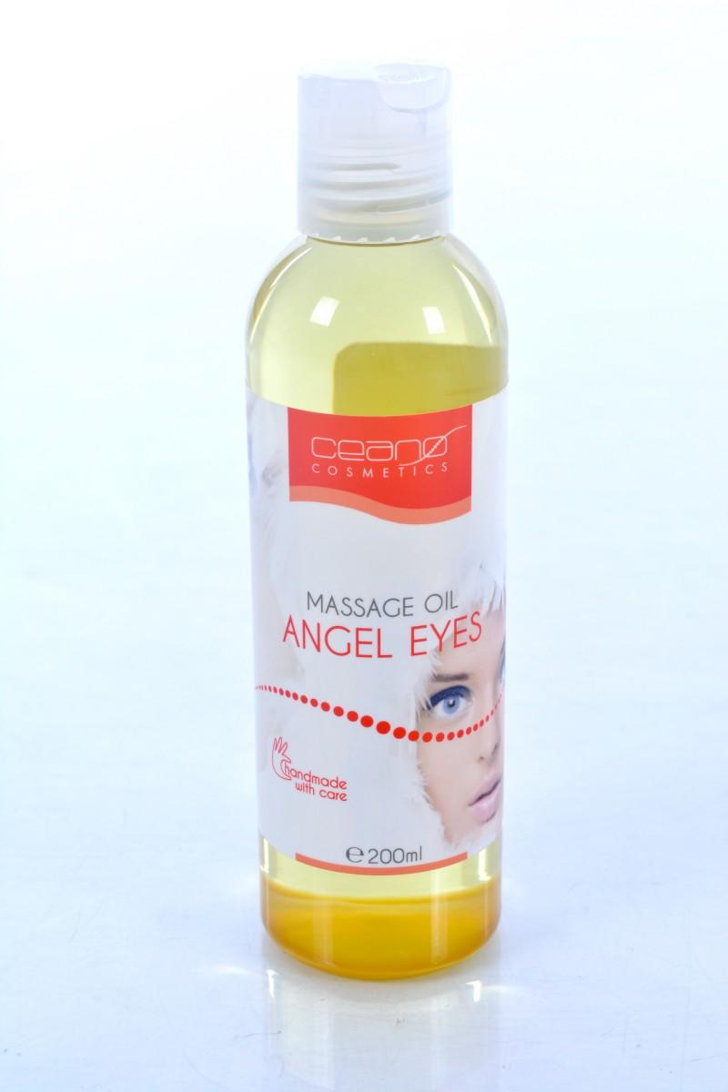 ANGEL EYES Massage Oil Ceano Cosmetics 200ml