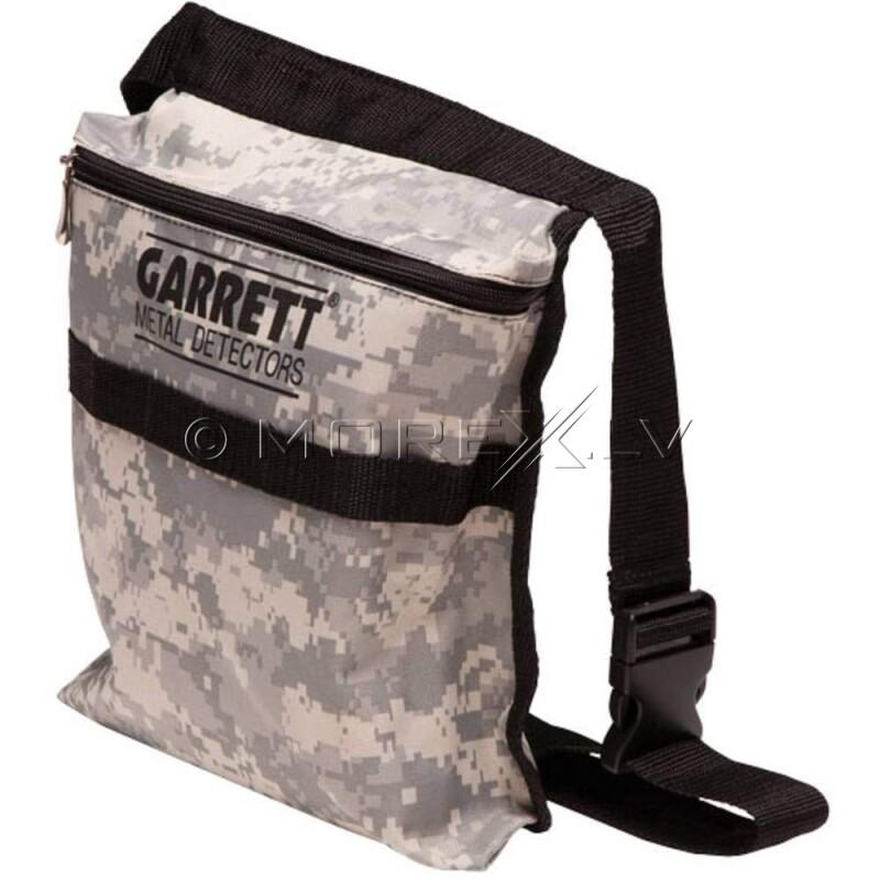 Metāla detektors Garrett AT MAX (DAVANĀ: Spole + spoles aizsargs + soma atradumiem)