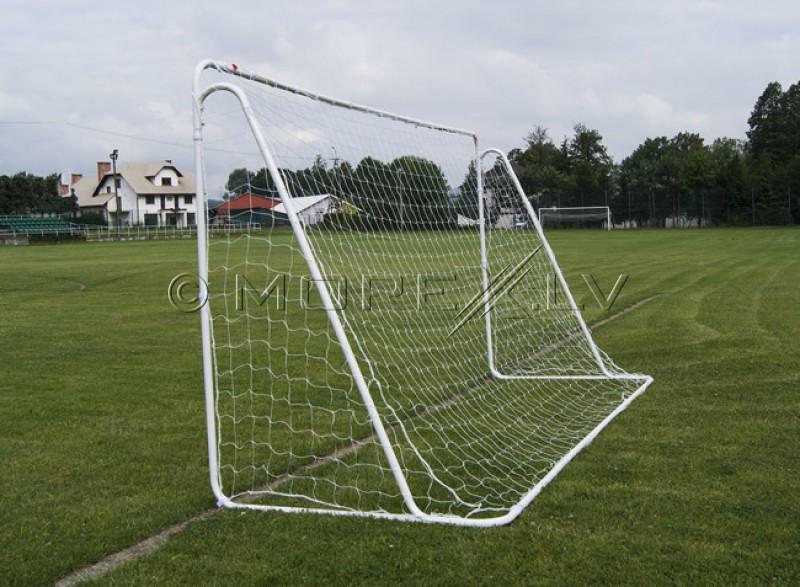 Saliekamie futbola vārti 365x182x121 cm