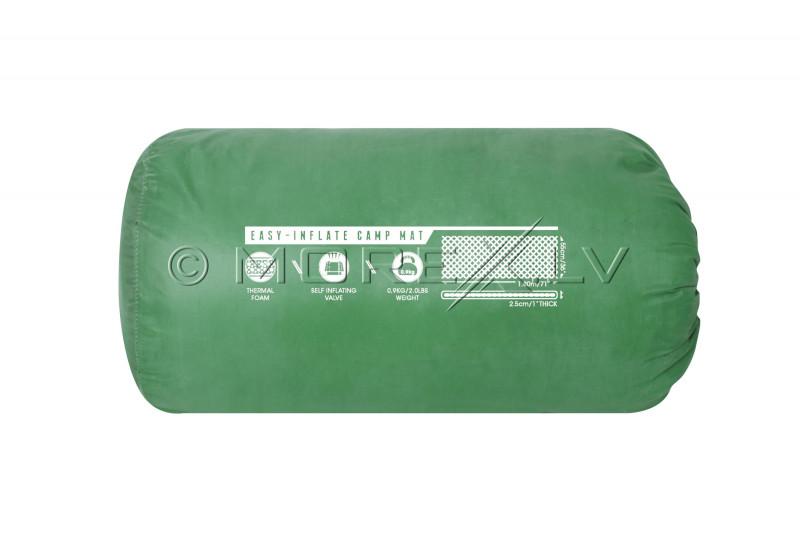 Tūristu paklājs Bestway Pavillo Easy-Inflate Camp Mat, 180x50x2.5 cm, 65058