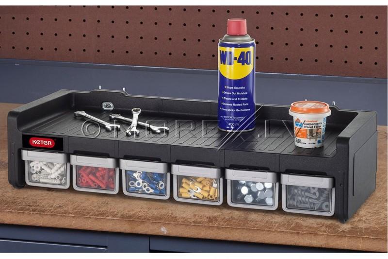 Shelf For Tools Keter Shelf Organizer 51171052 Shelving