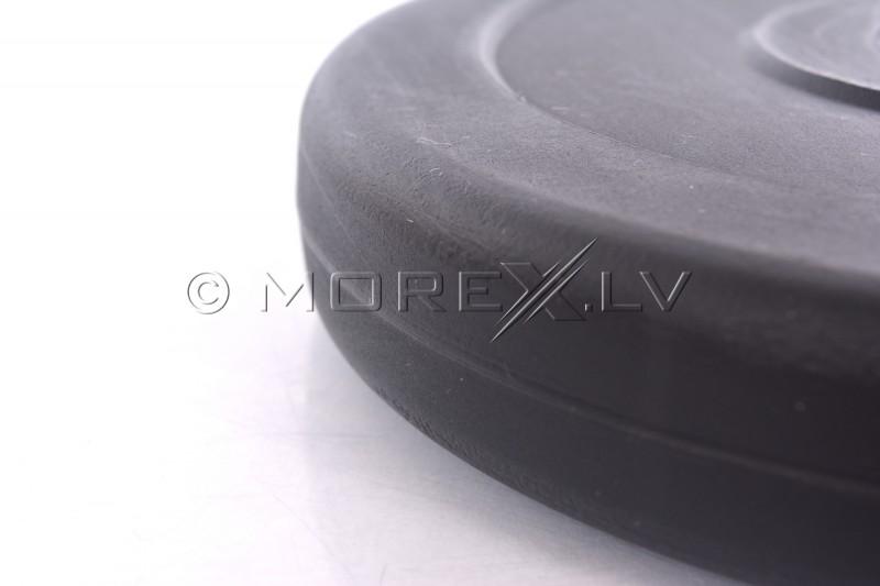 Vinyl weight disk for barbells and dumbbells (plate) 1,25kg (31,5mm)