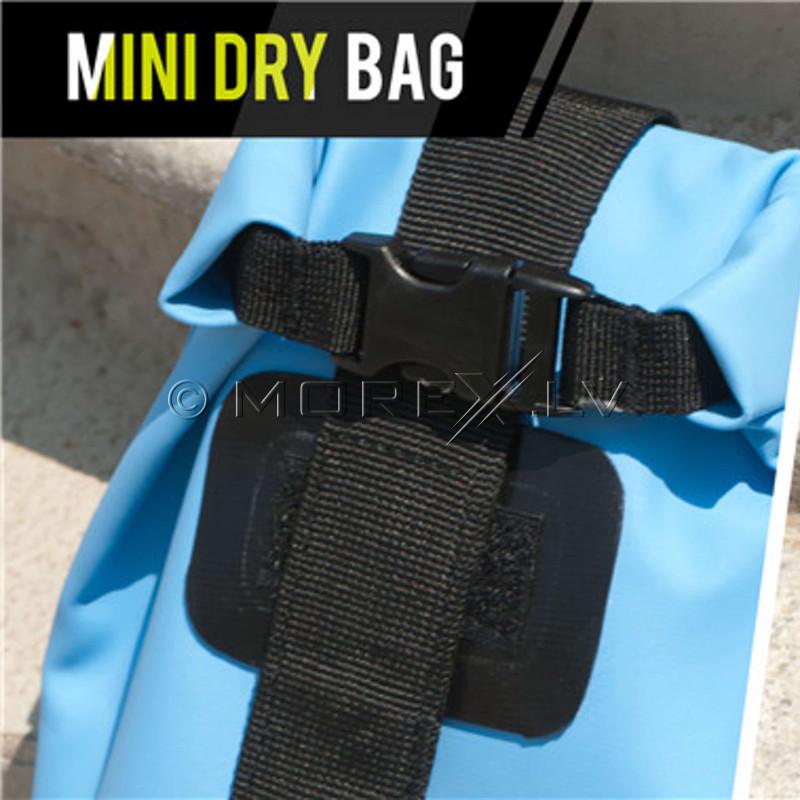 Ūdensnecaurlaidīga soma Aquamarina Dry bag mini S19