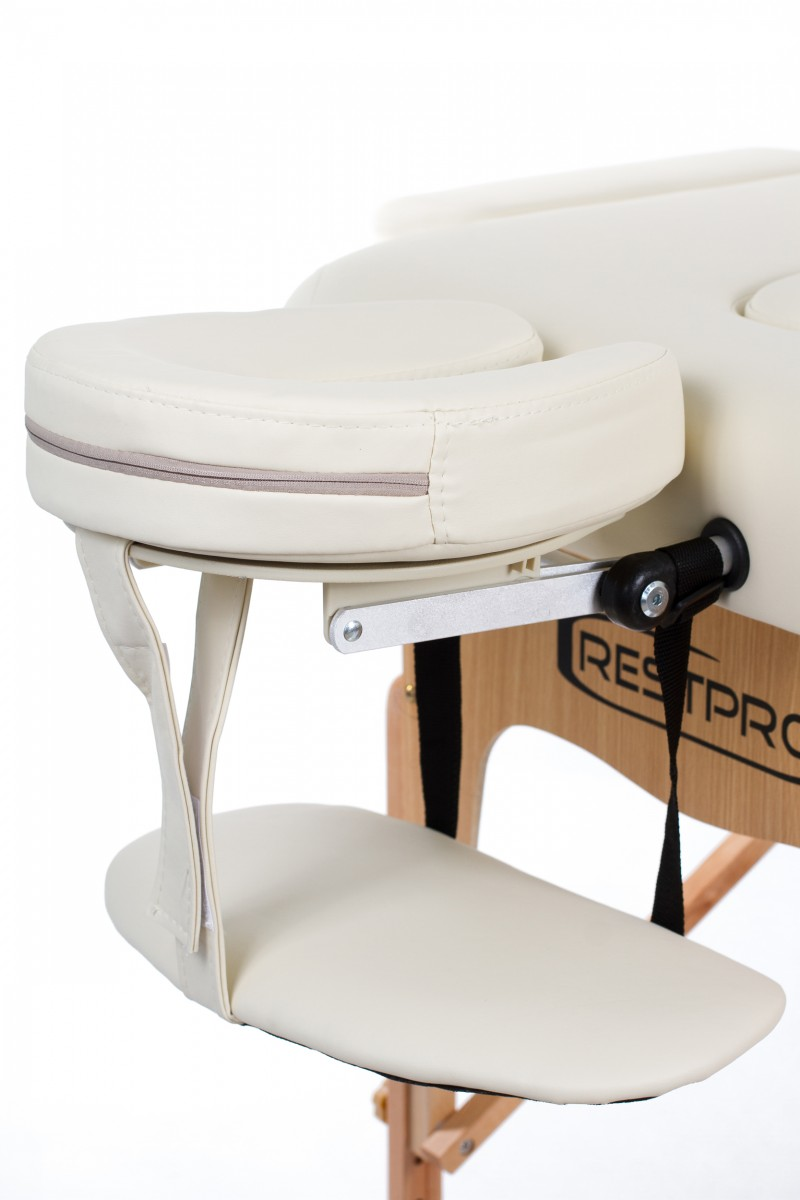 RESTPRO® VIP 2 CREAM Portable Massage Table