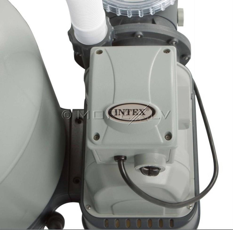 Intex Krystal Clear Sand Filter And Pump Intex 28646