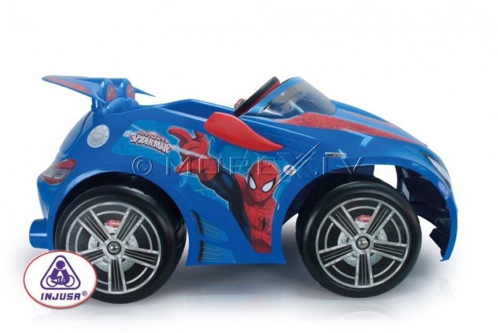Bērnu elektromašīna Ultimate Spiderman 12V Injusa