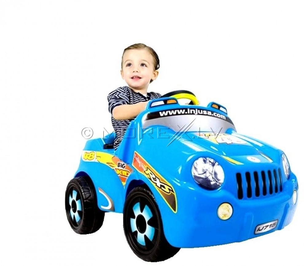 Bērnu elektromašīna Injusa 715 Big Kid