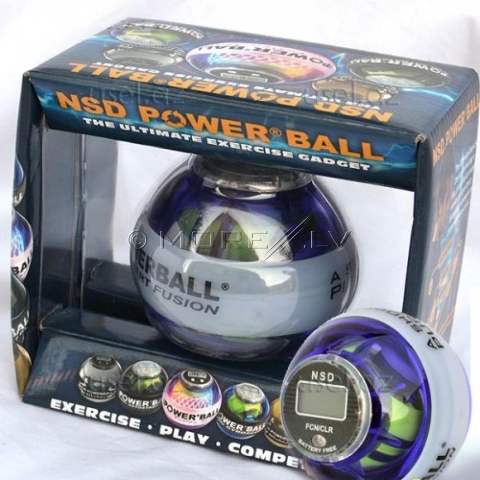 Ручной гироскоп NSD Powerball Autostart Pro Fusion 280Hz