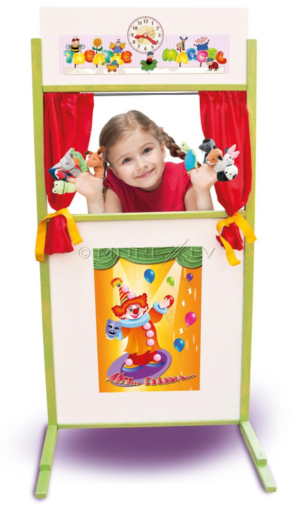 Детский театр TM01 (37x66x110 см)