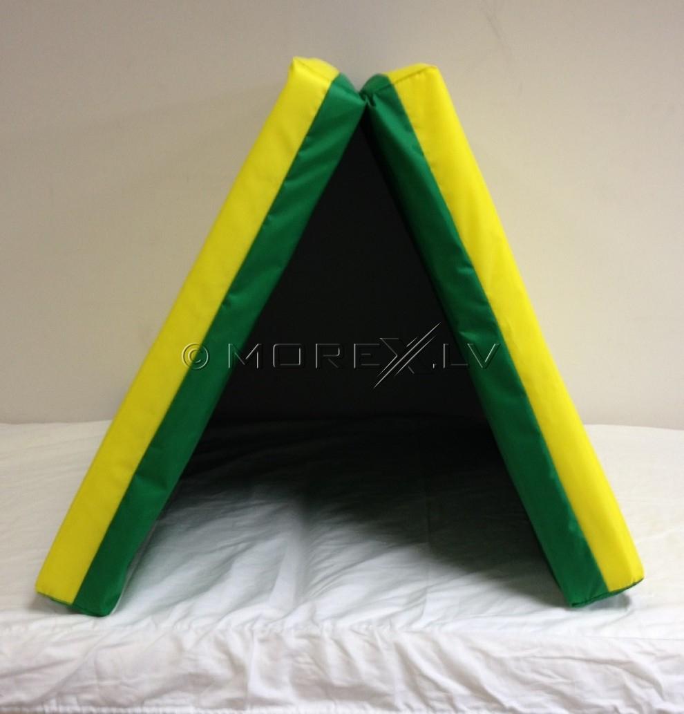 Safety mat 66x120cm green-yellow