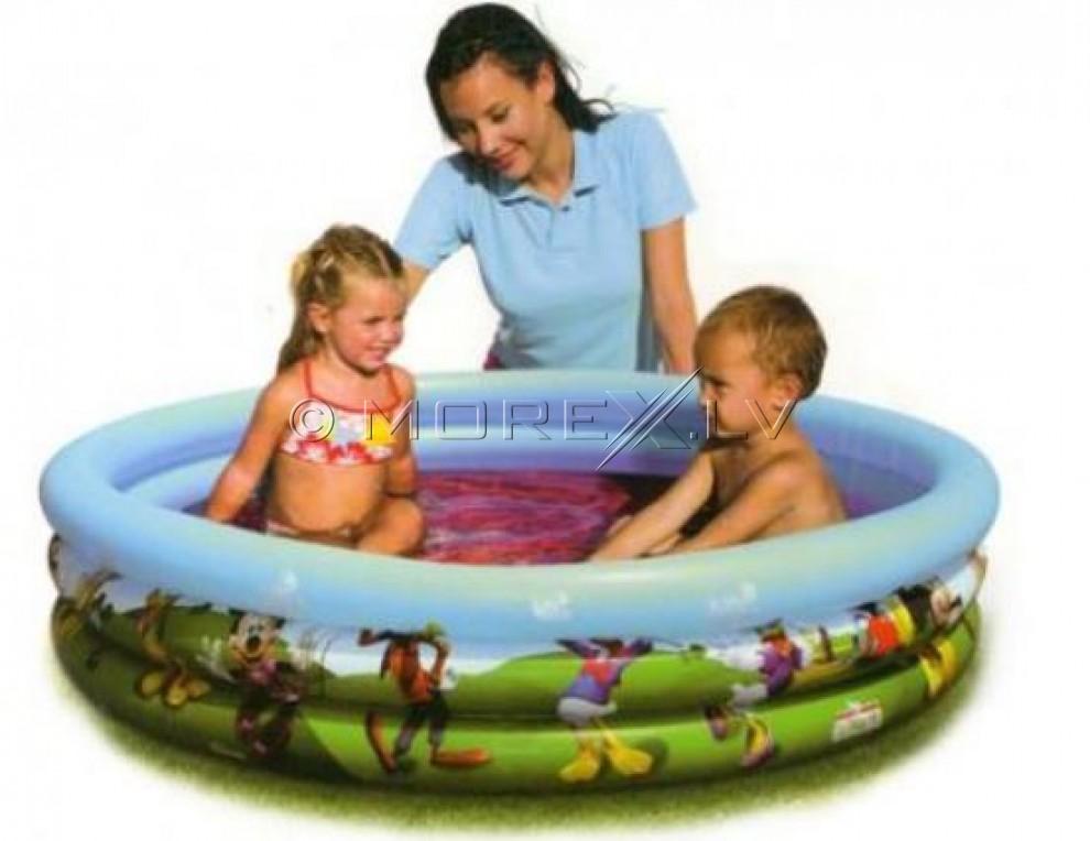 Bērnu baseins Bestway 91007 MICKEY 122x25CM