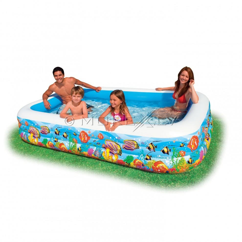 Детский бассейн INTEX 58485 305X183X56