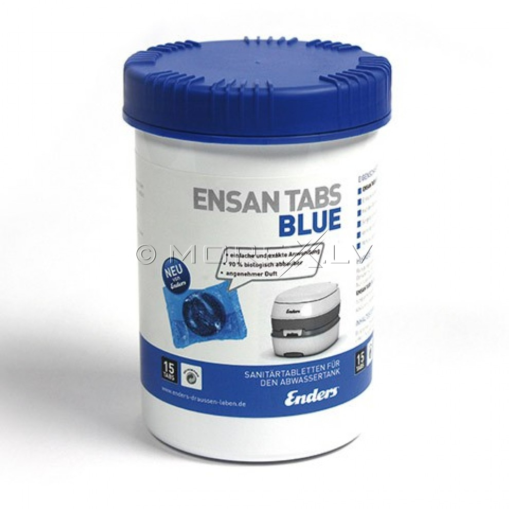 Enders Ensan Tabs Blue (15 tabletes)