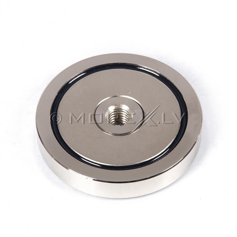 Meklēšanas magnēts 120 kg Black Magnet F120