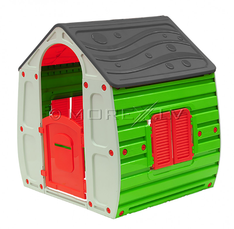 Bērnu plastmasas rotaļu namiņš mājiņa Starplay 10561