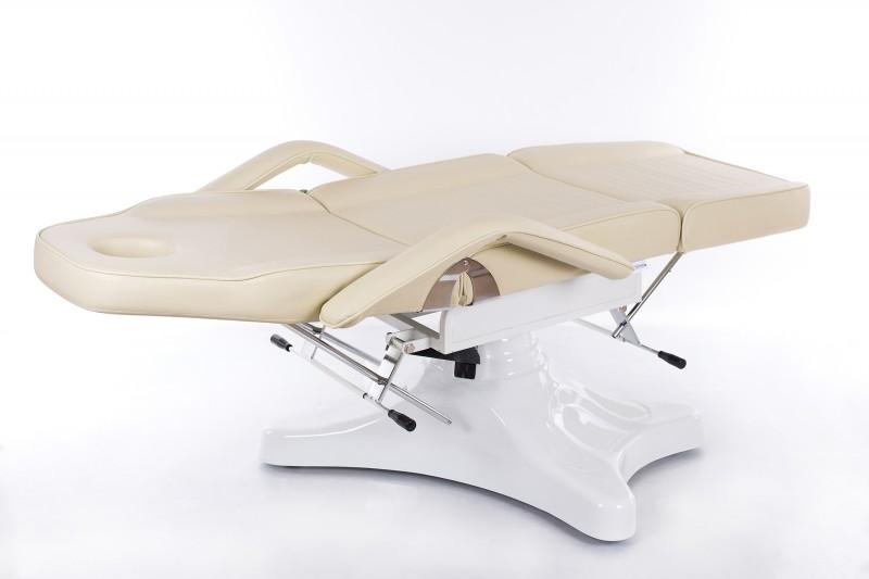 Кушетка для педикюра и косметологии Hydro 1 beige