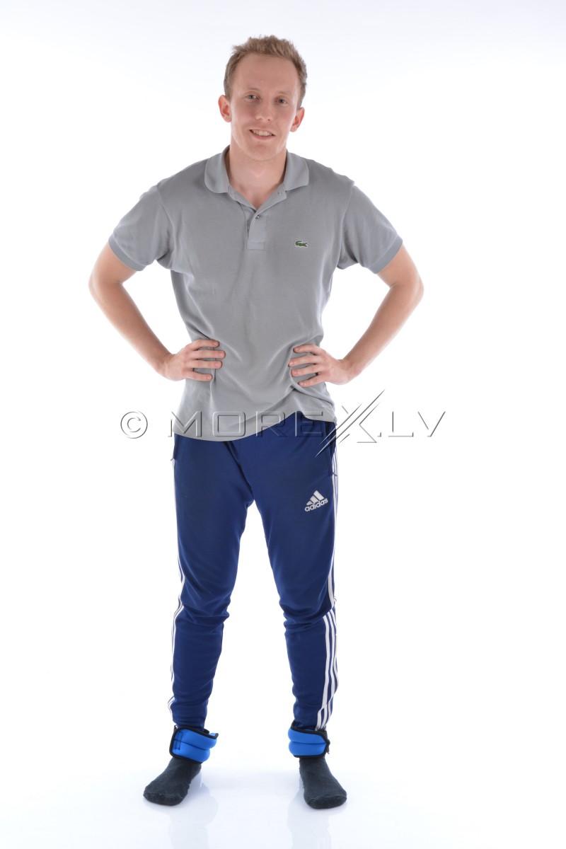 Atsvari kājām/rokām 2х0,5kg (DY-SW-082-05kg)