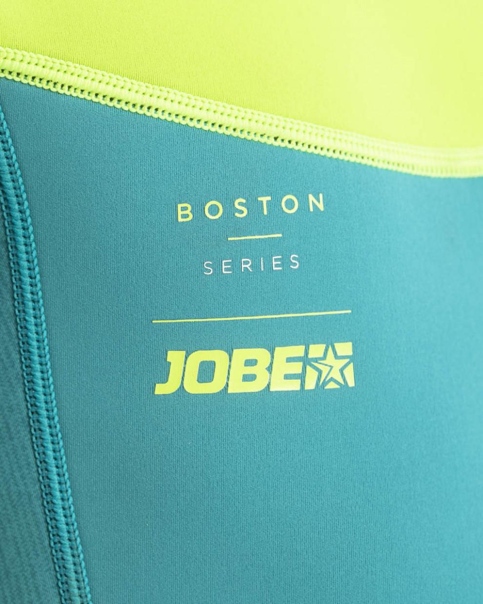 Jobe Boston 2mm Shorty Hidroterps Bērnu Zilganzaļš