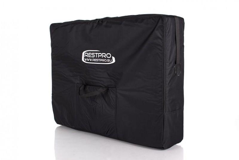 RESTPRO® ALU 2 (L) Black Portable Massage Table