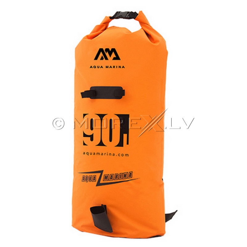Ūdensnecaurlaidīga mugursoma Aquamarina Dry bag 90L S19