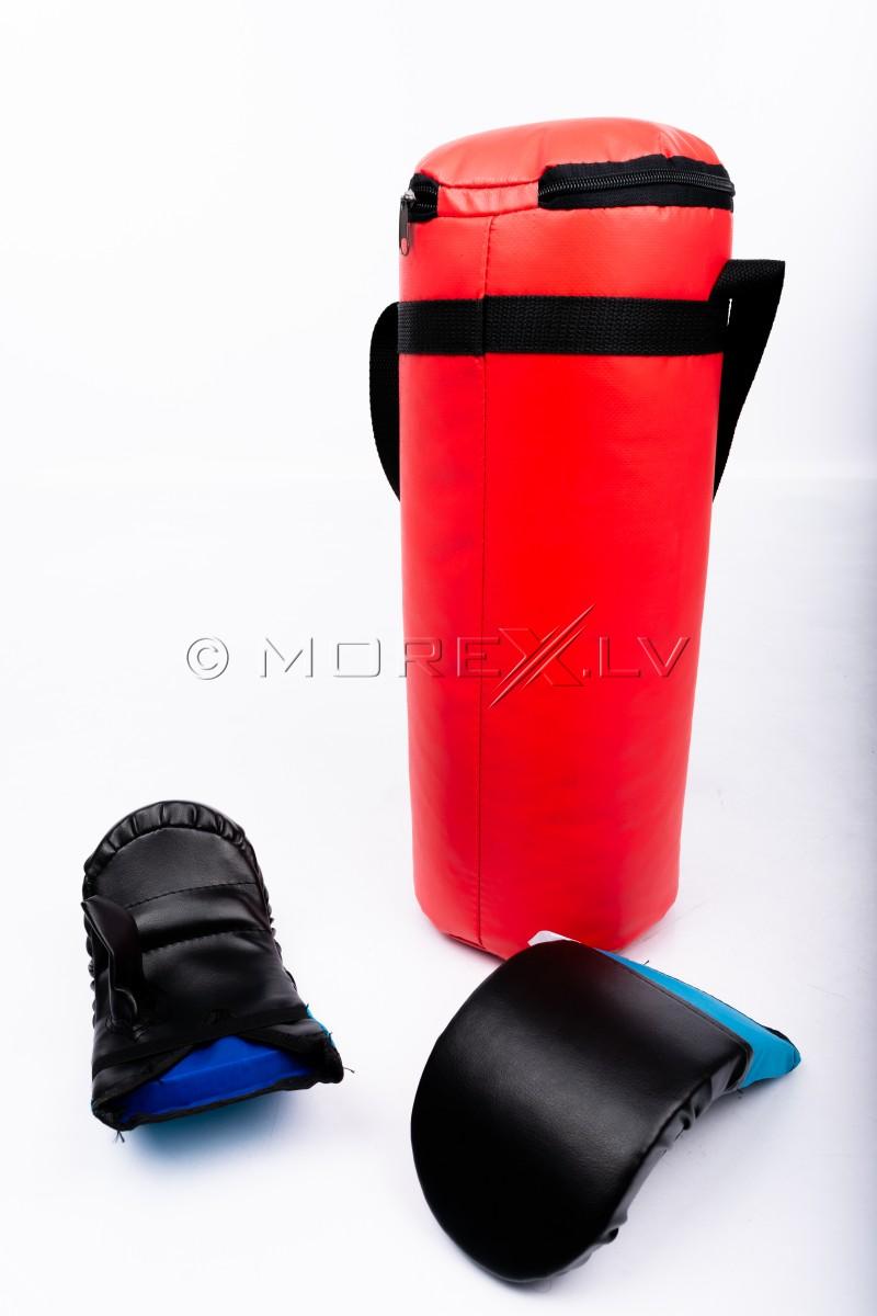 Боксерская груша 6 кг + детские перчатки