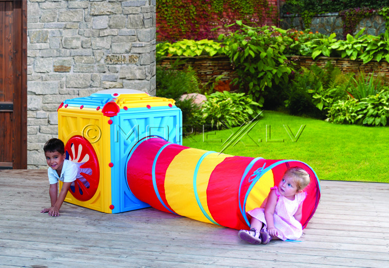 Детский туннель Starplay Активный Кубик
