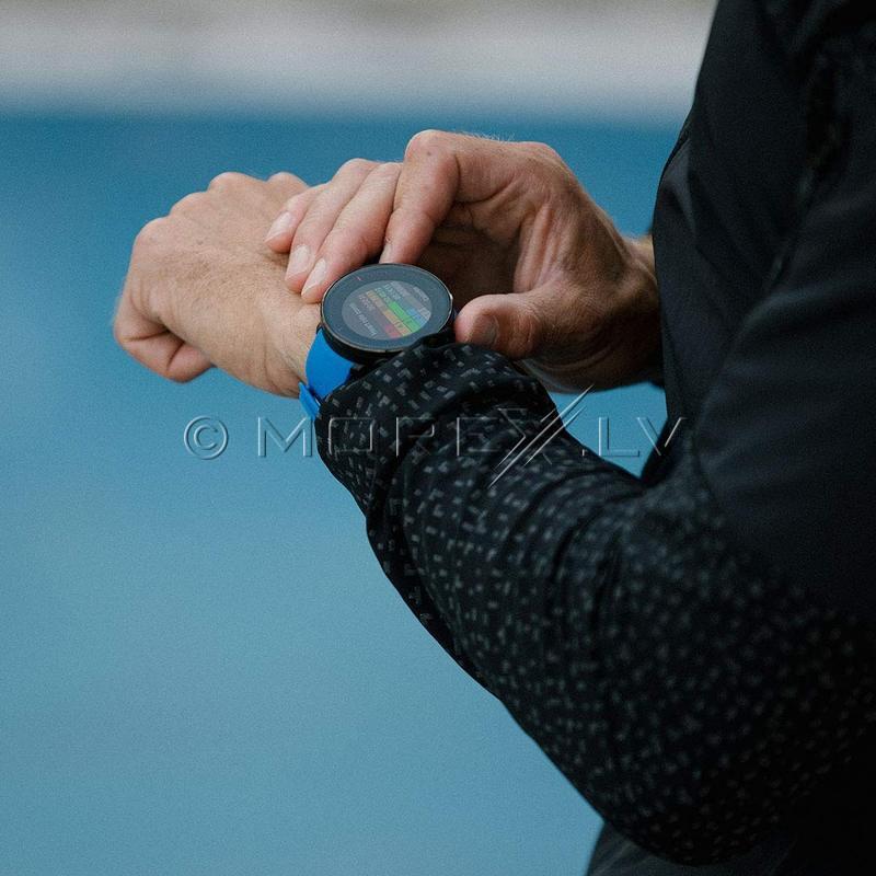 Sporta pulksteņis POLAR VANTAGE M BLUE, M/L