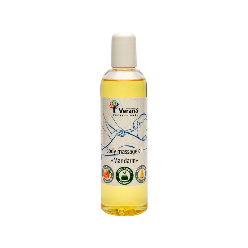Массажное масло для тела Verana Professional, Мандарин 250мл