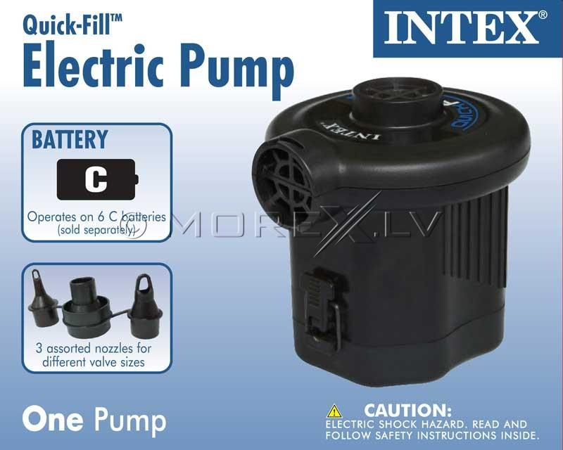 Pumpis Intex 68638 Quick-fill battery pump