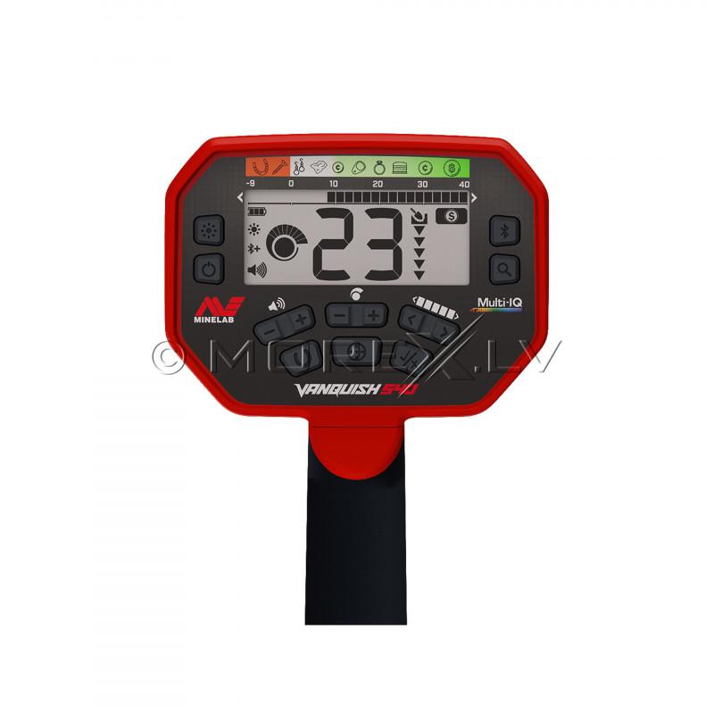 Metāla detektors Minelab Vanquish 540 Pro-Pack