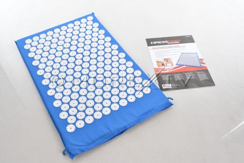 Acupuncture Acupressure Mat Blue (LS5410) (VirosPro Sports)