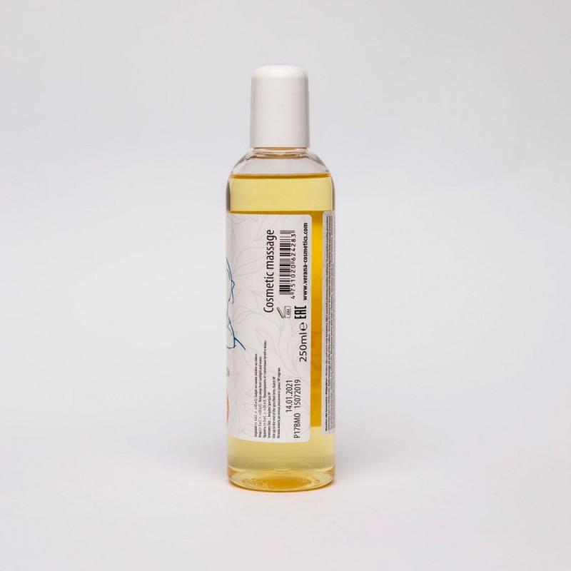 Masāžas eļļa ķermenim Verana Professional, Mājpuķīte 250ml