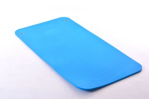 Yoga pilates exercise sport mat 120x60x1.35cm