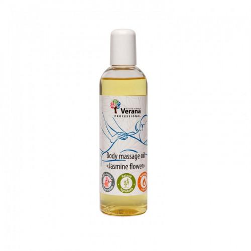 Masāžas eļļa ķermenim Verana Professional, Jasmīns 250ml