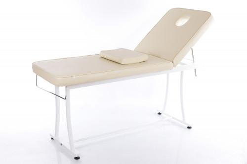 Masāžas galds Steel-2 Beige