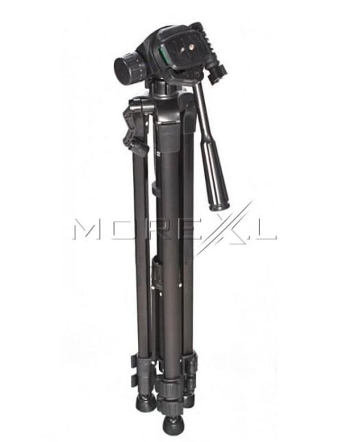 Statīvs fotokamerai Tripod 3D 157 cm ar telefona turētāju un futlāri, ST-540 (foto_04101)