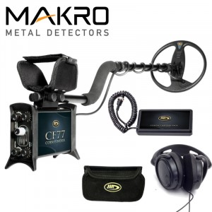 Metāla detektors Makro CF77 Coin Finder Standard Package