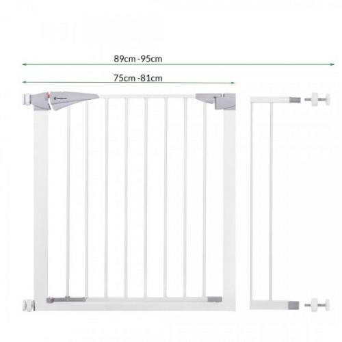 Kids Safety Door Gate 75-103 cm(SG004-SG004B-SG004A)