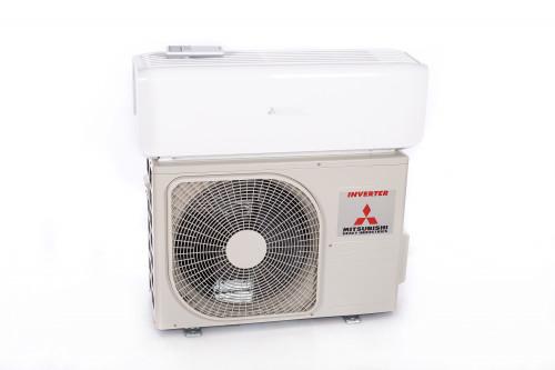 Gaisa kondicionieris (siltumsūknis) Mitsubishi SRK-SRC25ZS-W Premium series