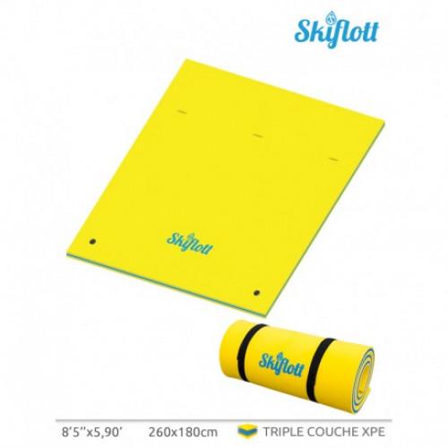 Водный плавающий матSKIFLOTT-M 260x180х3.5 см (SKIFLOTT-M)